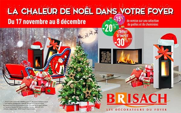 Barascud - Brisach - Chaleur noël offre 2018