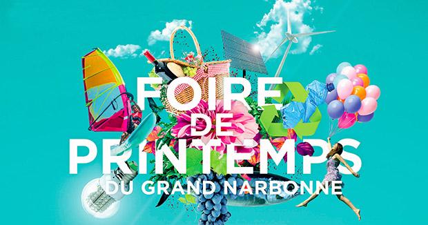 Barascud est à la Foire de Printemps du Grand Narbonne 2019